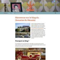 Blog du Domaine du Meunier