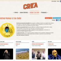 Page du site