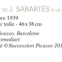 Cartel exposition Picasso à Royan