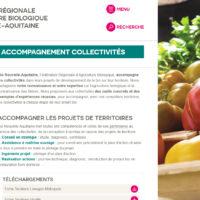 Site Frab Nouvelle Aquitaine