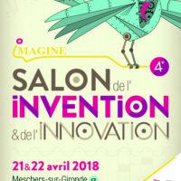 Affiche Salon Imagine